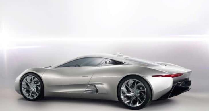 James Bond 24 villain car – Jaguar C-X75 to outclass DB10