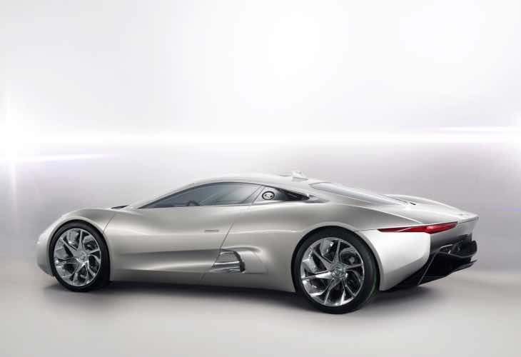 James Bond 24 villain car, Jaguar C-X75 to outclass DB10