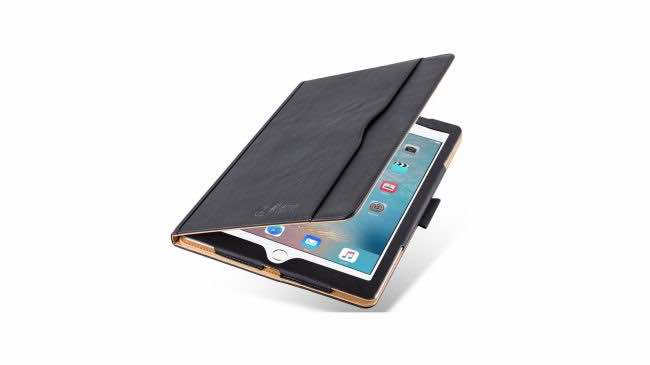 Jammy Lizard Leather Smart Cover