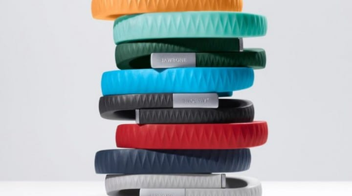 Jawbone Fitness Band Android update akin to iOS