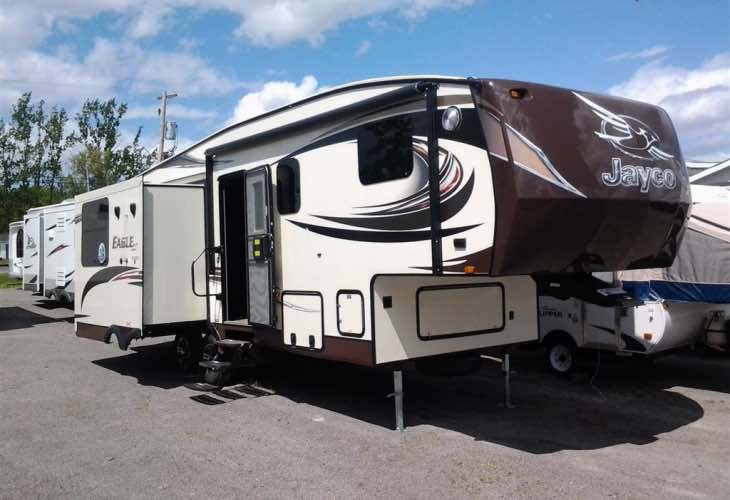Jayco MY 2015 trailer