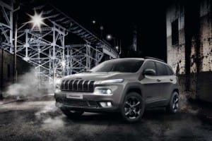 Jeep Cherokee Night Eagle on sale in UK this week
