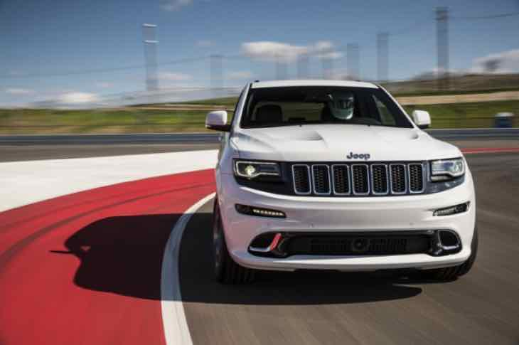 Jeep Grand Cherokee Hellcat release expectancy