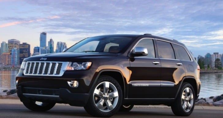 Jeep Grand Cherokee and Dodge Durango recalls expected