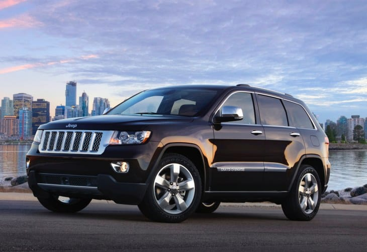 Compare dodge durango and jeep grand cherokee #3