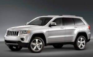 Jeep Grand Cherokee debuting at 2013 Detroit Auto Show