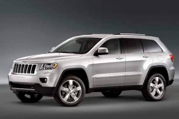 Jeep Grand Cherokee debuting at 2013 Detroit Auto Show