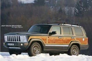 Jeep Grand Wagoneer 2015 launch