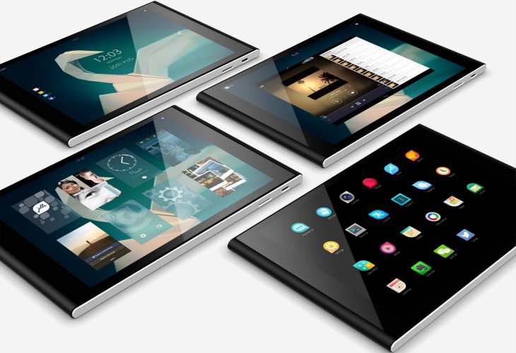 Jolla Tablet December delivery date