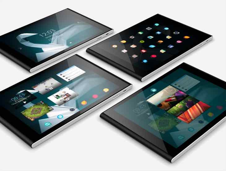 Jolla Tablet update