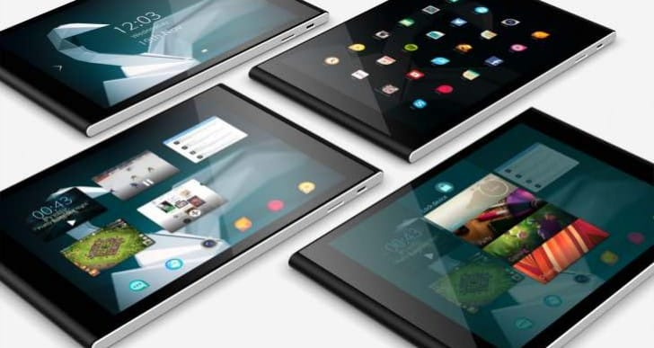 More Jolla tablet shipping next month