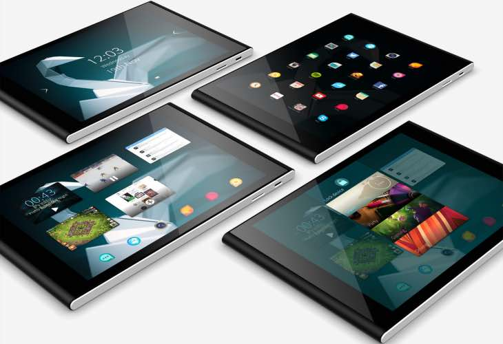 Jolla tablet shipping next month