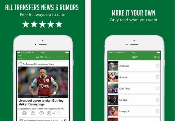 June 30 football transfer news