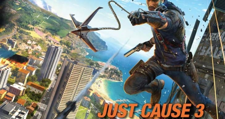 Just Cause 3 preview for PS4, Xbox One, and PC