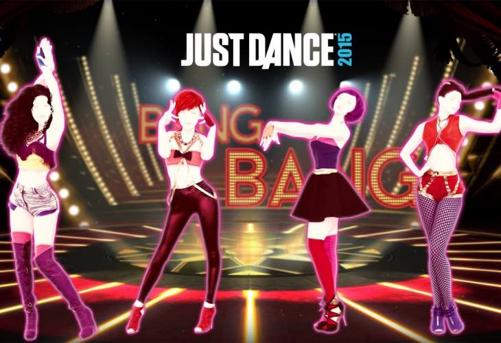 Just Dance 2015 UK price