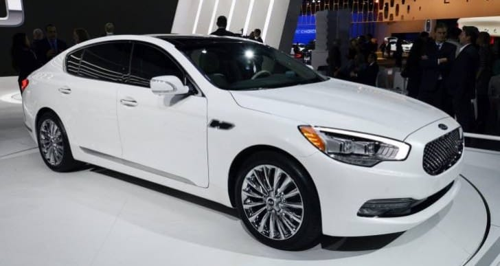 KIA offers K900 incentives by ZIP Code