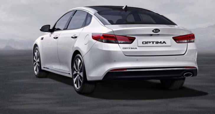 KIA kicks off Optima, cee'd and Sportage December deals