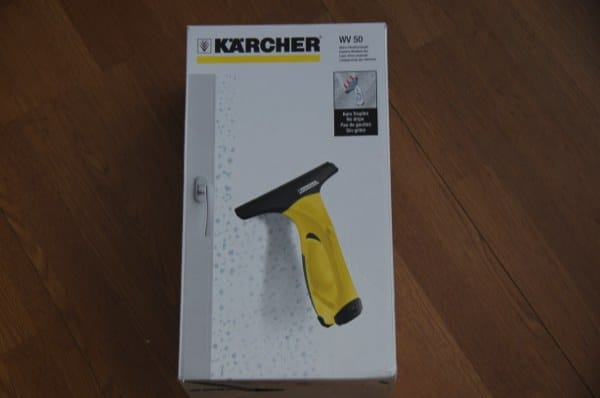 Karcher WV 50 review: Window cleaning made easy