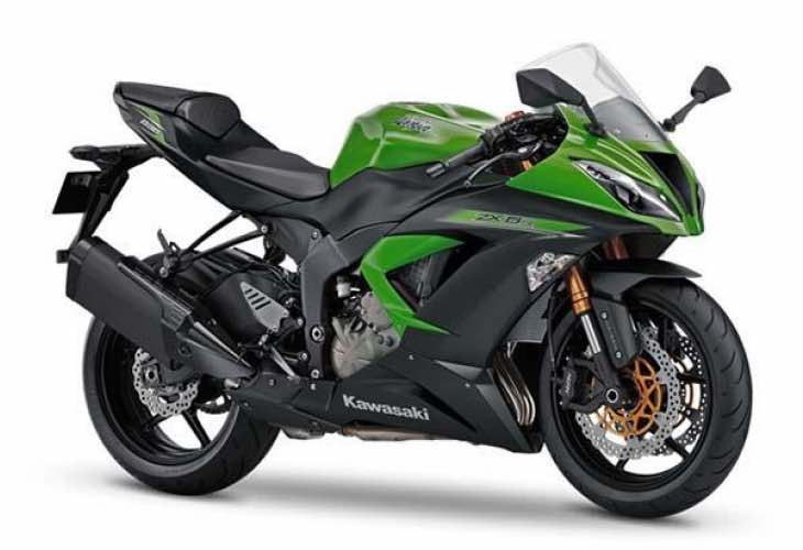 Kawasaki Ninja ZX-6R 636 launch in India