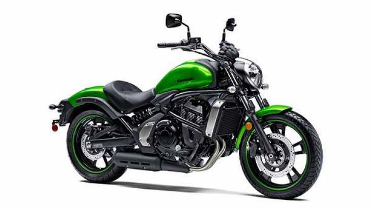 Kawasaki Vulcan S for India
