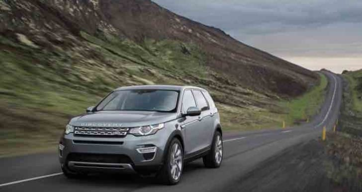 Key 2017 Land Rover Discovery Sport rivals