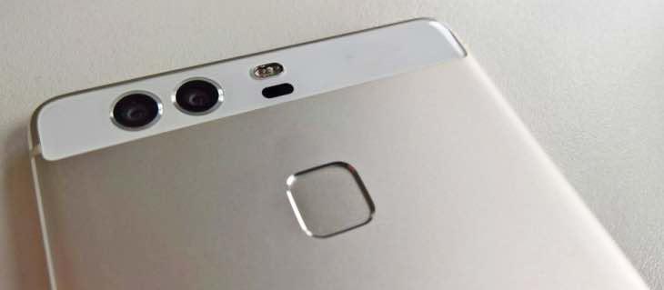 Key Huawei P9 reveals iPhone 7 camera
