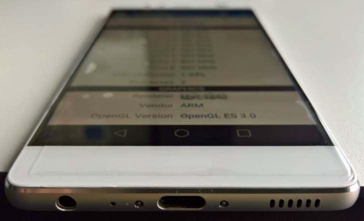 Key Huawei P9 specs