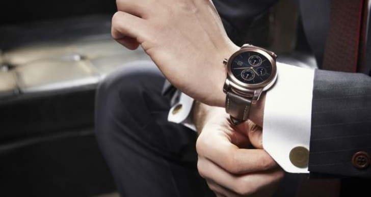 Key LG Watch Urbane specs disclosed, not price