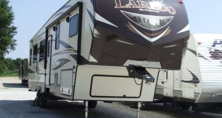 Keystone MY 2015 Laredo and Jayco trailers recall reminder
