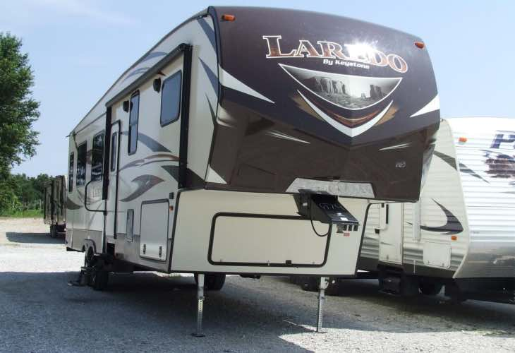 Keystone MY 2015 Laredo trailers recalled