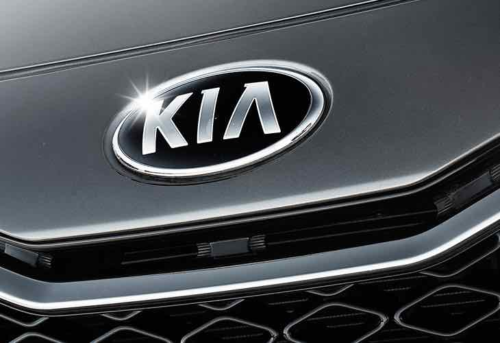 Kia partially-autonomous car