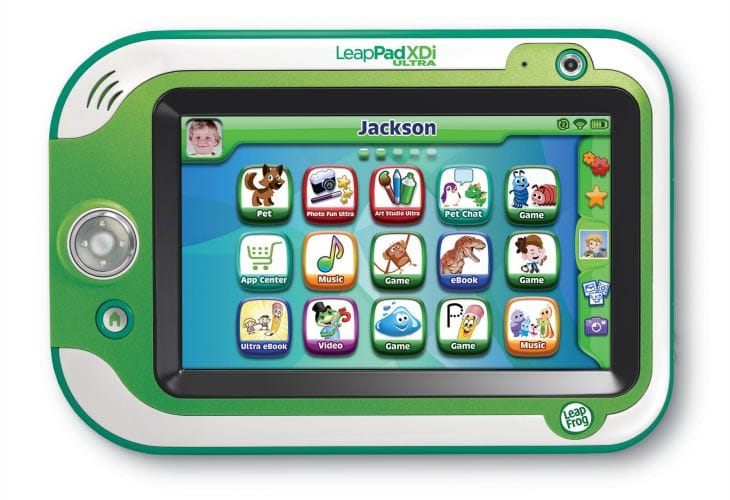 Kids Learning Tablet >> Kids LeapFrog LeapPad Ultra XDI tablet reviews – Product ...