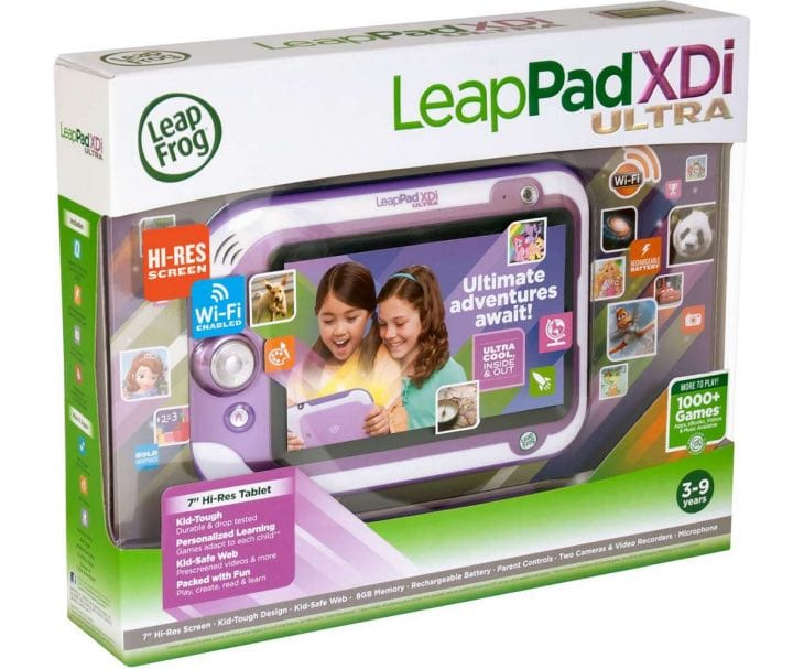 Kids LeapFrog LeapPad Ultra XDI tablet