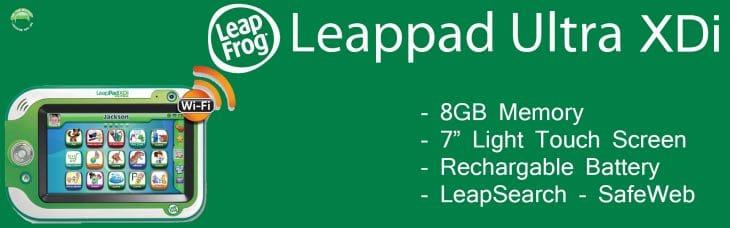 Kids LeapFrog LeapPad Ultra XDI
