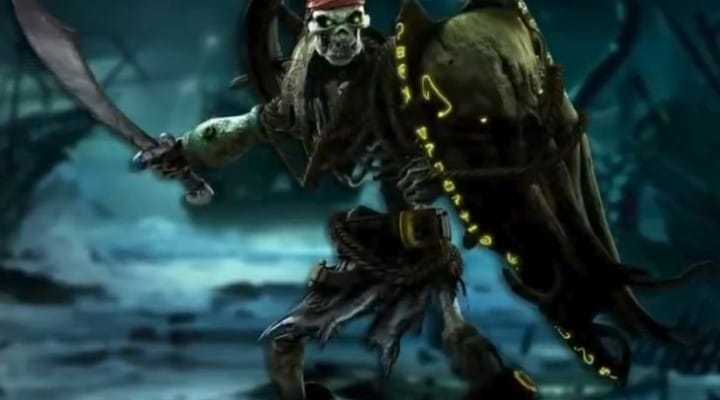 Killer Instinct update offers fixes for Spinal among others