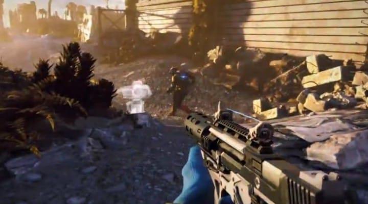 Killzone: Shadow Fall Intercept DLC, E3 co-op trailer