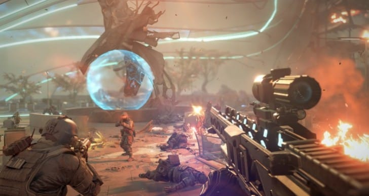 Killzone: Shadow Fall PS4 1.05 update improves support