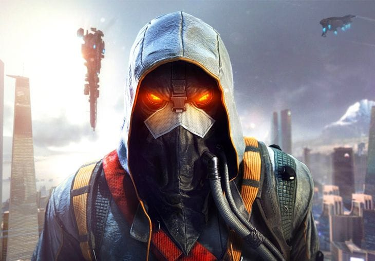 Killzone Shadow Fall online multiplayer free for 7 days