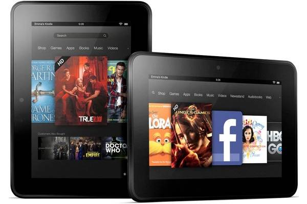 Kindle Fire HD 8.9 in-depth visual review