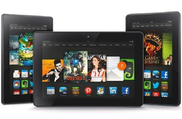 Amazon help with Kindle Fire HDX affordability
