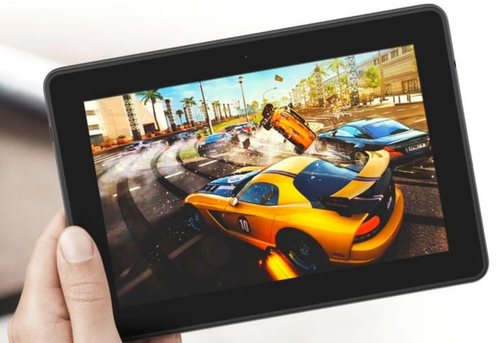 Kindle Fire HDX 7 offers improved graphics