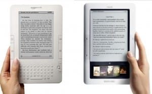 Barnes & Noble Nook sales struggle against Amazon Kindle