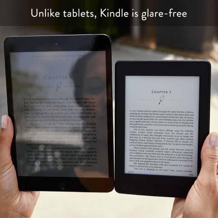 Kindle Paperwhite 3rd generation