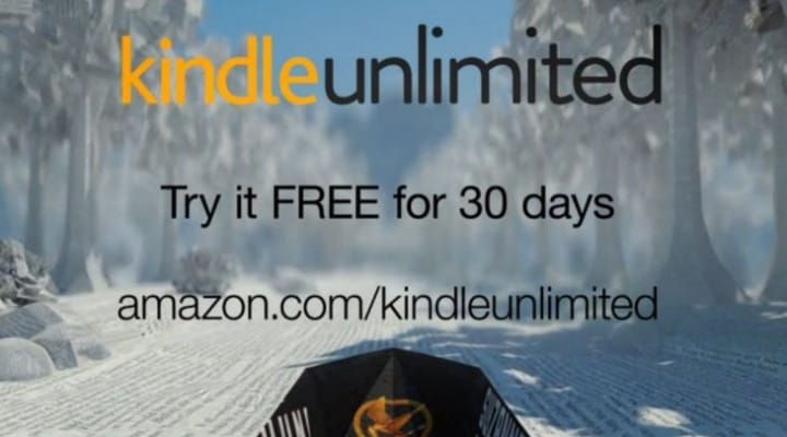 Kindle Unlimited copies iTunes Radio, shuns UK