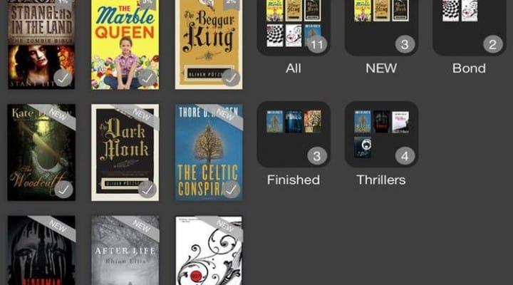 Kindle app v4.1.2 update improves on iPad, iPhone