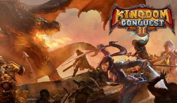 Kingdom Conquest 2 launched on iPhone, Android