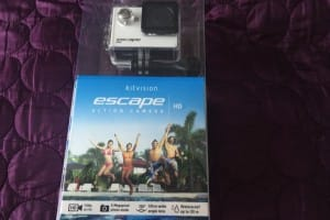 Kitvision Escape HD5 action video camera review for budget conscious