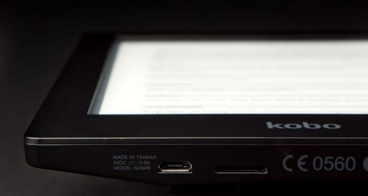 Kobo Aura vs. Amazon's Kindle Paperwhite 2