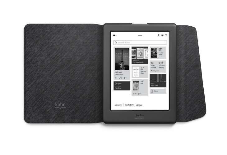Kobo Glo HD Sleepcover case options