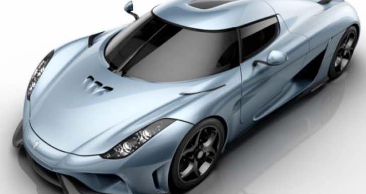 Koenigsegg Regera Vs. Bugatti Chiron performance figures